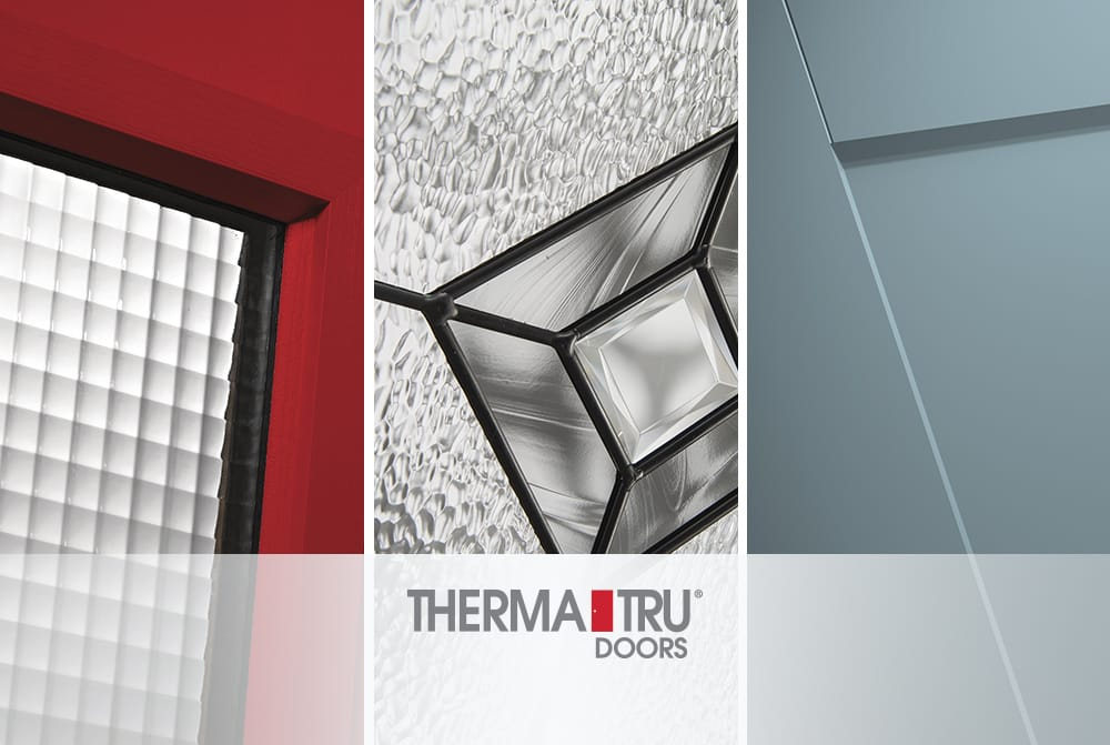 Huttig Articles New Products From Therma Tru